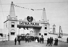 West Seattle: luna-park-entrances-then West Seattle, Seattle Times, Western Washington, Seattle Washington, Washington State, Lost In America, Fair Rides, World's Columbian Exposition, Lake Union