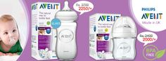 The Philips AVENT NEW Natural GLASS Bottles have arrived! Now in stock! Get the healthiest & SAFEST feeders in Pakistan delivered to your doorstep. Order at http://babyworld.pk/index.php?id_product=240&controller=product