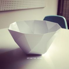 geometric bowl Back to College Collection 2012 Target (US) - US Target is SOOO much better than Target in AUS :(
