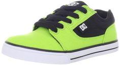 DC Bristol Canvas Skate Sneaker (Toddler/Little Kid/Big Kid),Lime,5.5 M US Big Kid DC. $38.00. Black/Rasta. Made in China. Rubber sole. Textile. Boys
