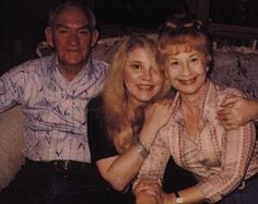 Stevie, Mom & Dad