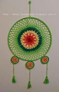 Mandala a Crochet Crochet Owls, Crochet Cushions, Crochet Round, Crochet Home, Love Crochet, Diy Crochet, Crochet Stitches Patterns, Doily Patterns, Crochet Chart