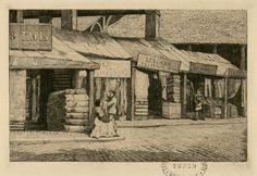 Marché du Temple 1862