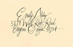 Modern calligraphy on Pinterest   38 Pins