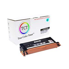 TCT Premium Compatible Cyan Laser Toner Cartridge for the Xerox 6180 series - yield- works with the Xerox Phaser printers Yellow Words, Laser Toner Cartridge, Printers, True Colors, Magenta, It Works, Ebay, Things To Sell, Nailed It
