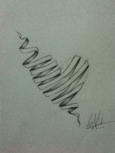:) ❤ Drawing by me ! Wonder Woman Drawing, Value Drawing, Drawing Ideas, Art Drawings, Fonts, Hearts, Pencil, Ribbon, Graphics