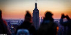New York City, USA [2014] Part of the F R A M E S series. Empire State Building, New York City, Usa, Travel, Life, Viajes, New York, Destinations, Traveling