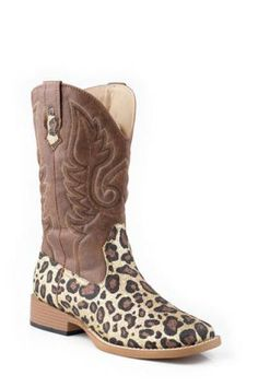 Roper Square Toe Glitter Boot Boots Urban Western Wear
