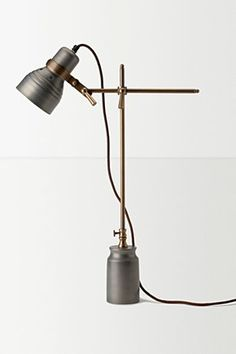 Singer Table Lamp | Anthropologie