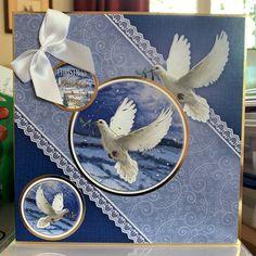 Peace On Earth, Making Cards, Card Ideas, Festive, Christmas Cards, Memories, Christmas E Cards, Memoirs, Cardmaking