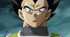 Image result for vegeta angry face