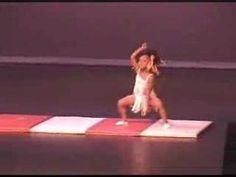 Amazing Gymnastics 4 Yr. old little girl (Gabby) she is awesome.  Can 4-Yr. old try out for the Olympics?  A MUST WATCH TO BELEIVE... Watch her Tina Turner Dance !