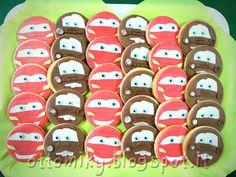 Otto&Miky: Biscotti Cars