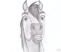 spirit of the stallion drawings - Google Search