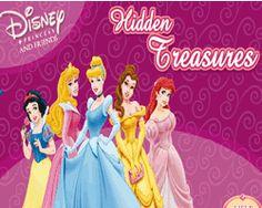Disney Princess and Friends Hidden Treasures