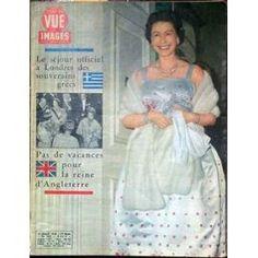 Point De Vue Images Du Monde N° 788 Du 19/07/1963 - Le Sejour Officiel A Londres Des Souverains Grecs. Pas De Vacances Pour La Reine D'angleterre.