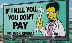 funny bilboard #simpson