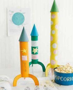 Como fazer brinquedos com reciclagem passo a passo