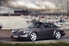 Porsche 911 by JevgeniyVyazovoy