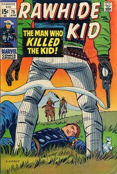 Rawhide Kid 075 [Apr 1970]