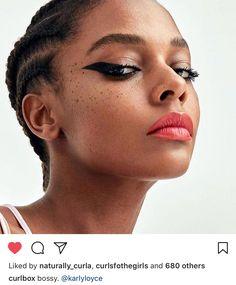 Beauty Trends of Fancy Makeup Glitter Fancy Makeup, Makeup Looks, Black Fashion Designers, Lipstick Jungle, Dark Skin Girls, Dark Skin Beauty, Perfect Brows, Flawless Skin, Best Face Products