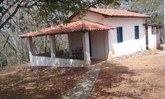 Casa de Rachel de Queiroz, na Fazenda 'Não me Deixes'.