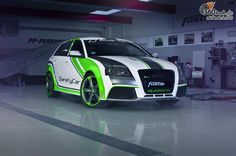 Audi RS3 Safety Car von Fostla