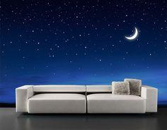Photo Wall Mural Silent Night