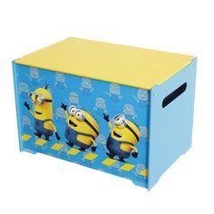 Despicable Me Minions Toy Box