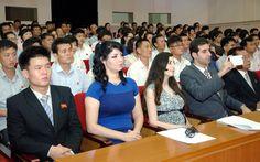 조선과 수리아사이의 외교관계설정 50돐에 즈음한 련대성집회 진행