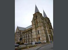 Abdij Notre-Dame - Abdij van Mouzon