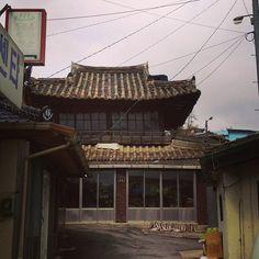 elluismmm / #korea #영광 #한옥 / 전라북 영광 법성포 / #골목 #집 / 2013 05 14 /