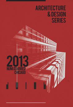 Architecture & Design Series by Rolando Miguel Soberón, via Behance