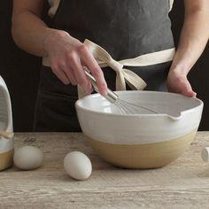 Farmhouse Pottery Pantry Bowls
