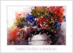 Flowers, Painting, Art, Craft Art, Floral, Paintings, Kunst, Gcse Art, Draw