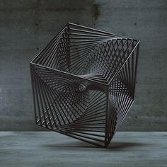 Experimental 3D Artworks by Joey Camacho