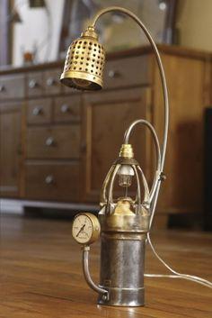 eclairage steampunk - Recherche Google