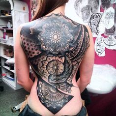 Check Out These Tattoos -> AMAZING! => http://ift.tt/1pY5DQP | #tattooedgirls #tattoo #inked #snapchat #selfie #single #tattoos #tattoogirl