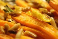 Rustikale  Möhren, The Orange Taste