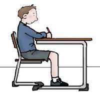 Schrijfhouding - pennenstreken