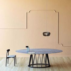 Acco Oval Table - design Florian Schmid - Miniforms