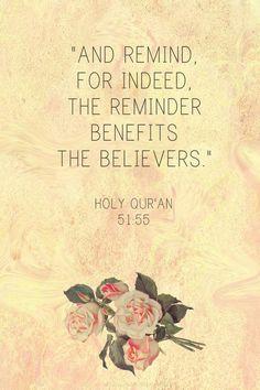 Surah Adh-Dhariyat, ayat 51.