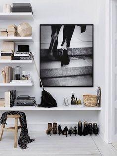 Kourtney Kardashian - Interior Inspiration: Wall Decor