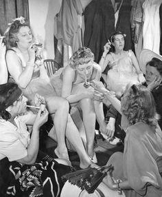vintage everyday: GOP Women Party Hard, 1941