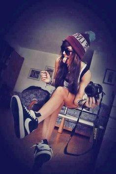 skater girl fashion