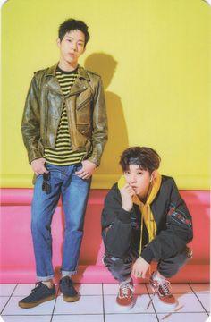Dowoon and Jae Day6 Dowoon, Jae Day6, Young K, Korean Boy Bands, K Idols, Photo Book, Boys, Disney, Wallpapers