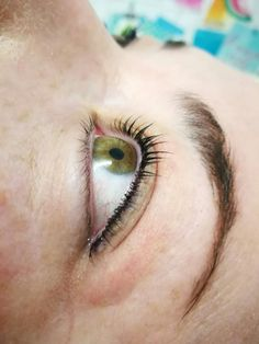 Yumi Lash Lift Www. Russian Volume Lashes, Lash Lift, Lash Extensions, Eyes, Cat Eyes