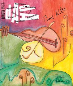 """""""L'arte non riproduce ciò che è visibile, ma rende visibile ciò che non sempre lo è"""": era questa la virtù maggiore e il compito più grande dell'arte secondo Paul Klee, che fu pittore svizzero, docente al Bauhaus, esponente dell'astrattismo… e moltissime altre cose, tutte da scoprire in questo nuovo numero di RivistaDADA!  Discover Paul Klee with this new number of RivistaDADA magazine!"""