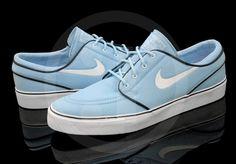 Nike SB Zoom Stefan Janoski - Soft Blue