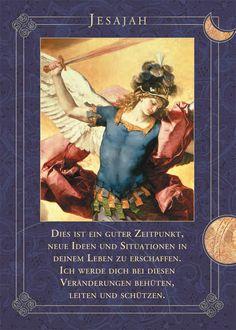 Erzengel Raphael, Engel Jesajah und der Neubeginn der Woche